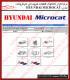 نرم افزار مایکروکت هیوندای HYUNDAI MICROCAT